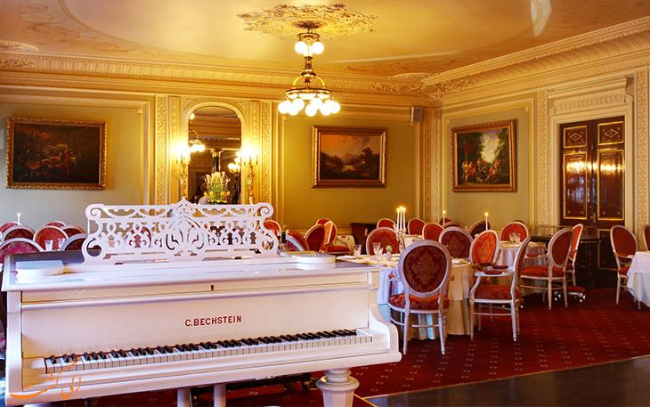 رستوران تالئون سنت پترزبورگ