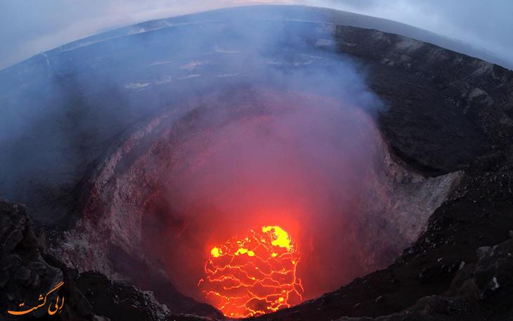 حقایقی از آتشفشان ها در مورد جزایر آتشفشانی