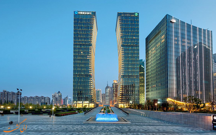 هتل 5 ستاره ماندارین اورینتال پودونگ تجربه اقامت در آسمان خراشهای شانگهای