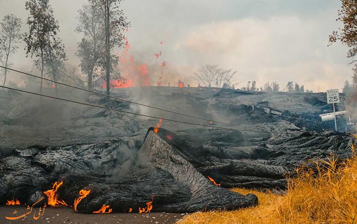 حقایقی از آتشفشان ها در خصوص بزرگترین های اخیر
