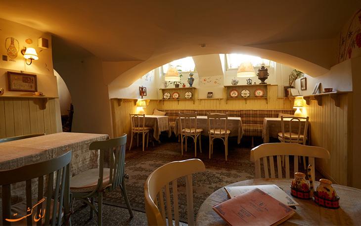 رستوران حلال یات سنت پترزبورگ