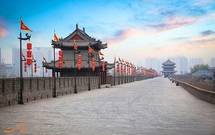 شهر شیان