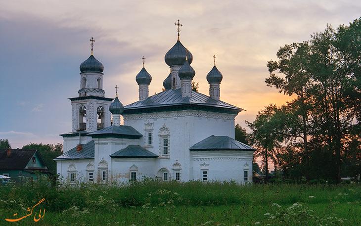 شهر کارگوپول روسیه