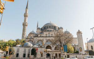 مسجد شاهزاده، شاهکاری از هنر معماری عثمانی و بیزانس