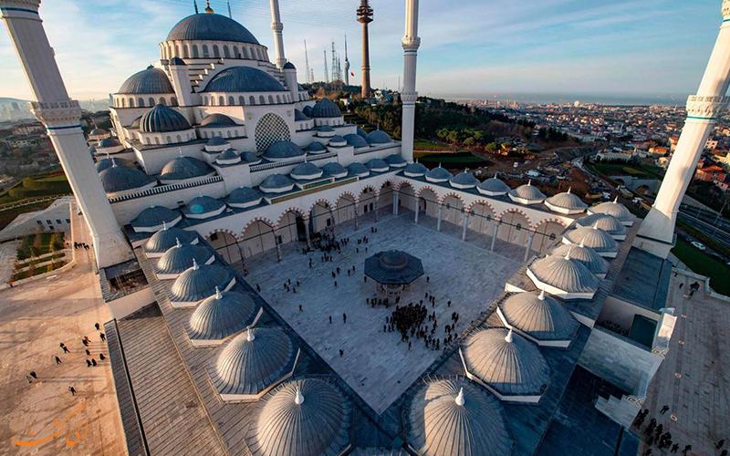 مسجد جامع چاملیجا