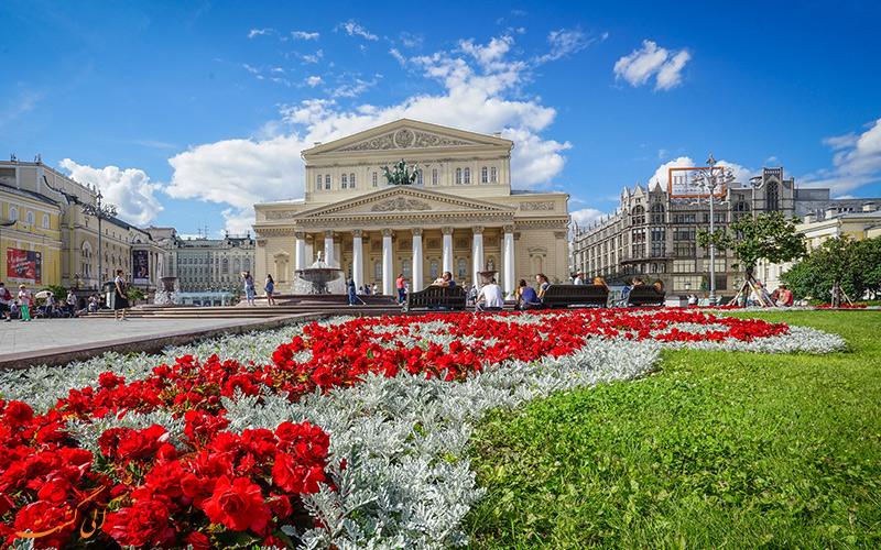 تالار بولشوی در مسکو