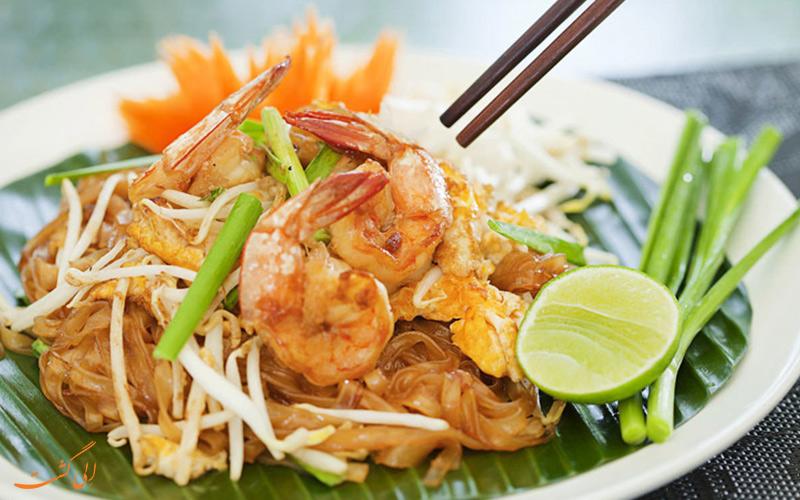 خوردن غذا با چنگال در تایلند ممنوع است!