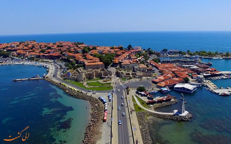 جزیره نسبار در بلغارستان | Nessebar