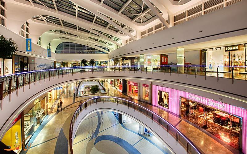 مرکز خرید استانبول مال ، مرکز خریدی بزرگ و مجهز در ترکیه