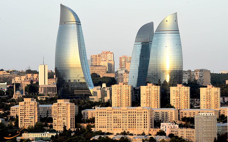 دریافت ویزای آذربایجان