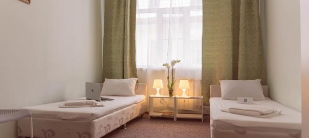 انواع آندرون هتل ایلیچا مسکو