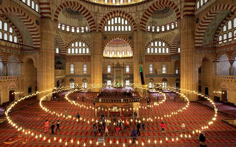 مسجد شاهزاده در استانبول