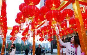 فرهنگ مردم در چین