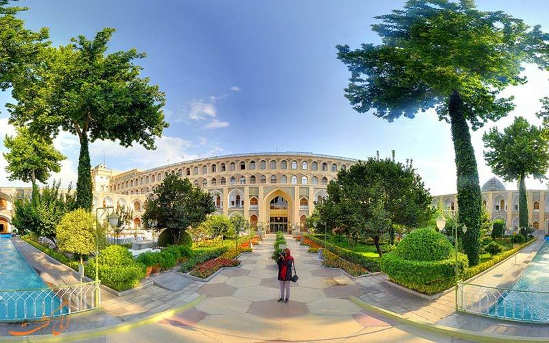 هتل عباسی در اصفهان | Abbasi Hotel