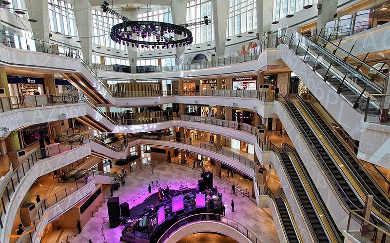 مرکز خرید پلازا 66   Plaza 66