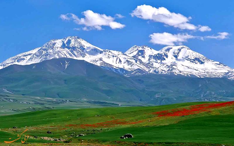کوه های سبلان