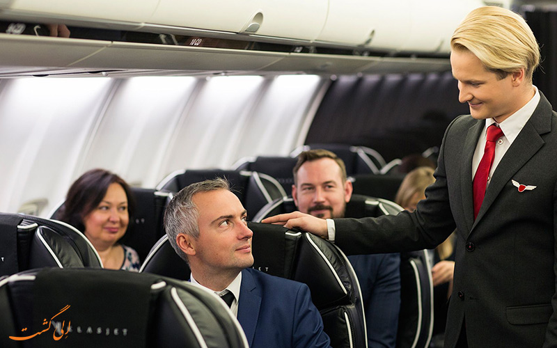 مسافران و خدمه پرواز
