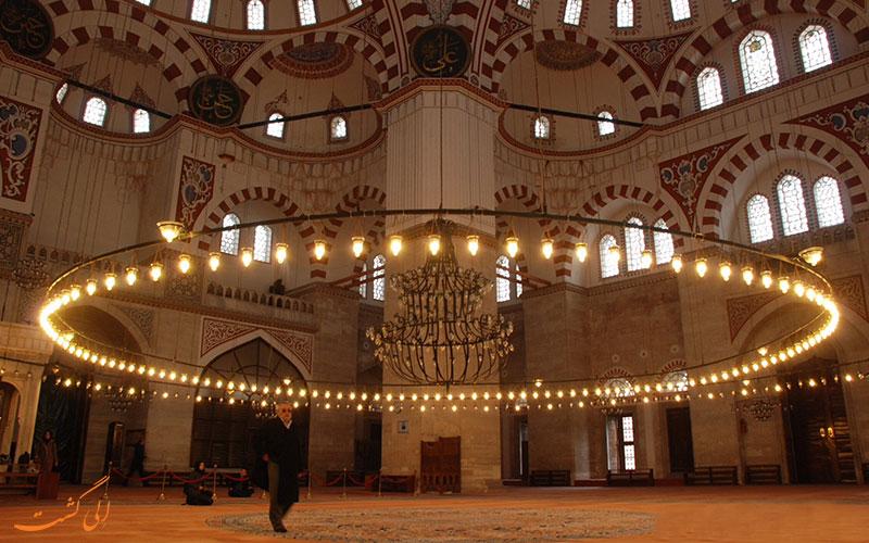 جاذبه های اطراف مسجد شاهزاده در استانبول