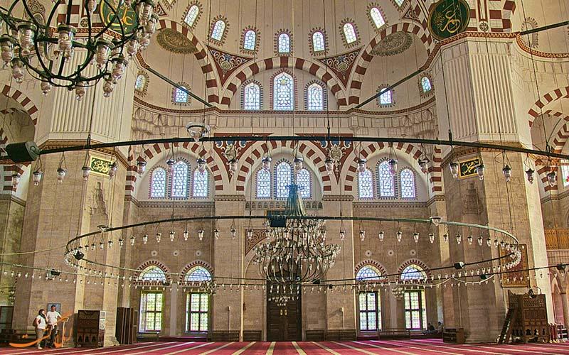همه چیز درباره ی مسجد شاهزاده در استانبول