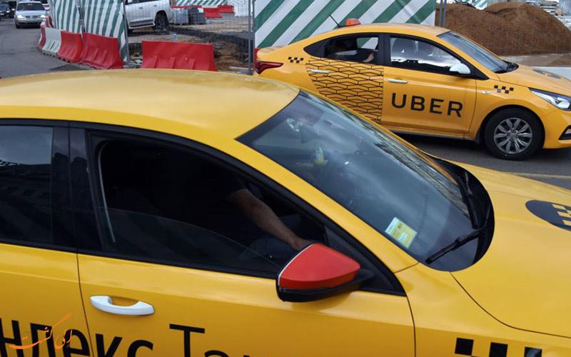 تاکسی اوبر