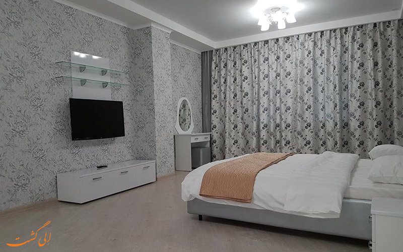 امکانات آپارتمان های هانوی مسکو آپارت هتل