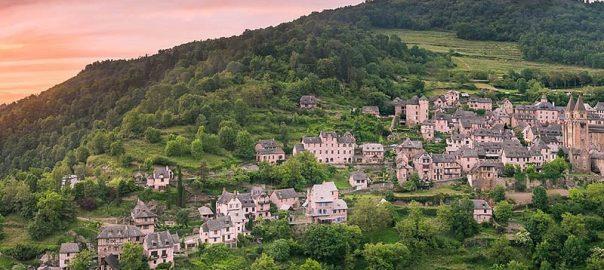 منطقه کونک در فرانسه