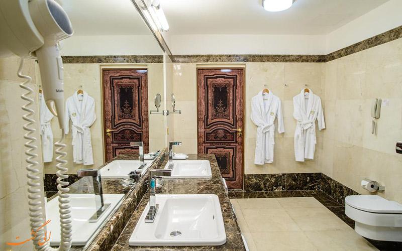 امکانات اتاق های هتل اس. کی رویال مسکو