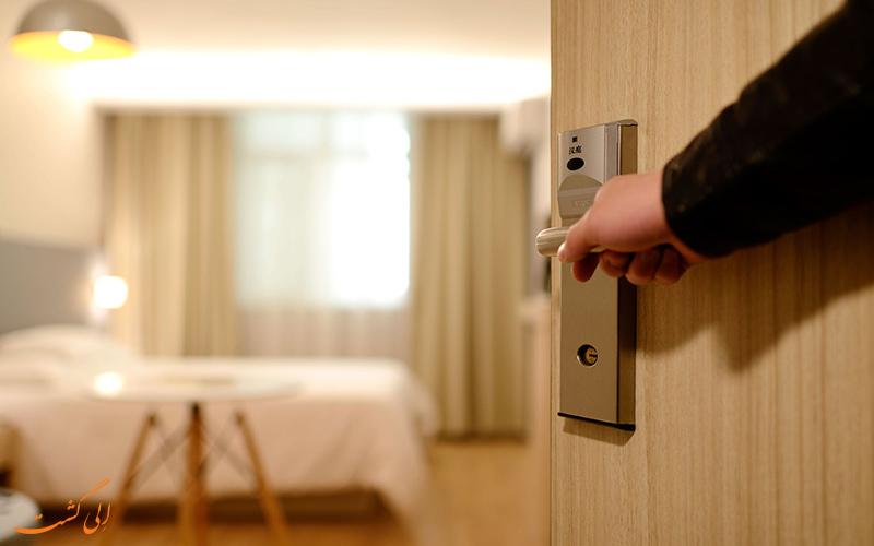 هزینه ی اقامت در هتل و هاستل در روسیه