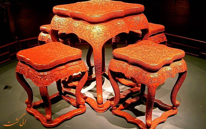 دانستنی هایی درباره ی موزه ی هنرهای مردم چین باستان، موزه شانگهای در چین