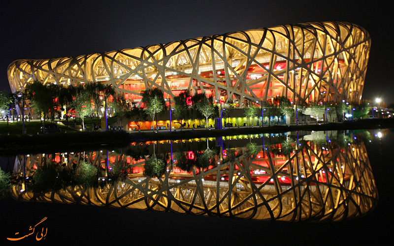 آشنایی با پارک المپیک