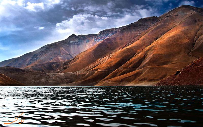 دریاچههای تار و هویر در دماوند