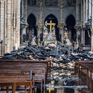 بازسازی کلیسای نوتردام در طول 5 سال آینده امکان پذیر نیست
