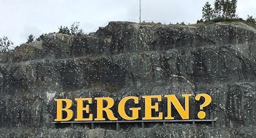 فرودگاه برگن نروژ و خدمات این فرودگاه بین المللی