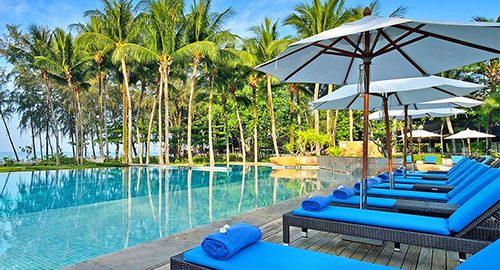 اقامتگاه های ساحلی تایلند