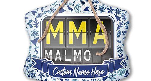 فرودگاه مالمو سوئد و خدمات این فرودگاه بین المللی