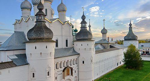 شهرهای کوچک روسیه با مناظری بی نظیر