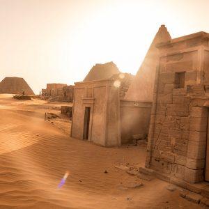 شهر باستانی مرویی