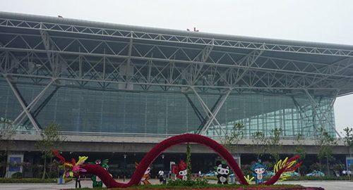 فرودگاه تیانجین چین و خدمات این فرودگاه بین المللی