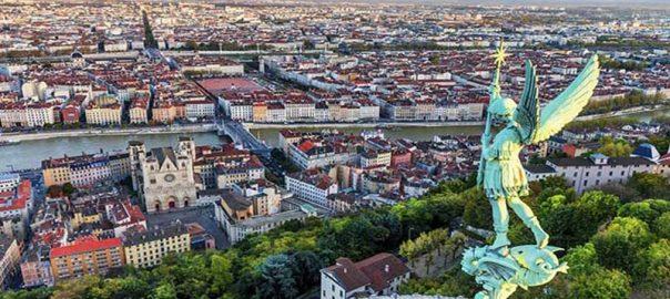 شهر لیون در فرانسه | Lyon