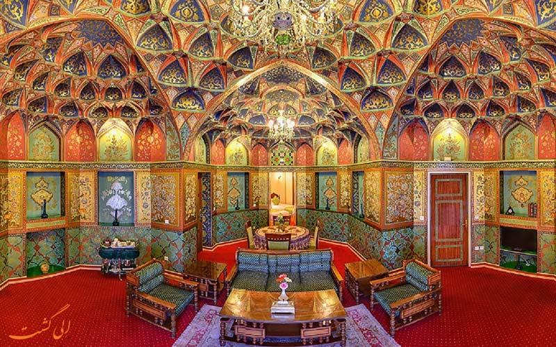 تاریخچه ی هتل عباسی در اصفهان