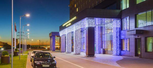 معرفی هانوی مسکو آپارت هتل   4 ستاره