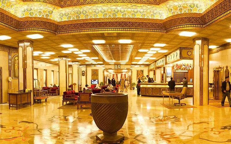 معرفی هتل عباسی در اصفهان | 5 ستاره
