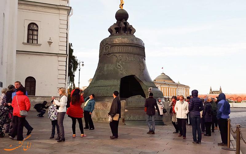 ناقوس تزار در مسکو | Tsar Bell