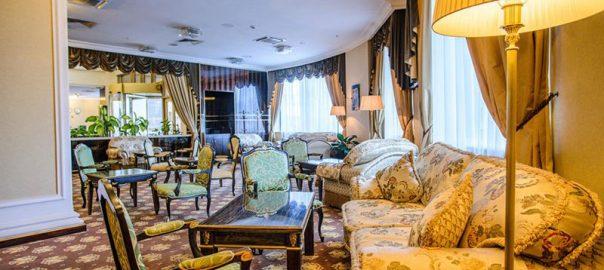 هتل اس. کی رویال مسکو   4 ستاره
