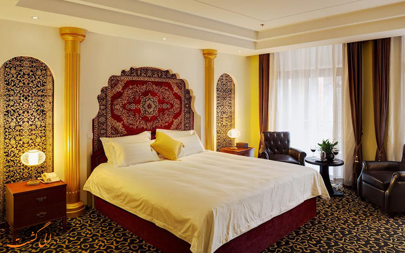هتل جی دبلیو ماریوت پکن   JW Marriott Hotel Beijing