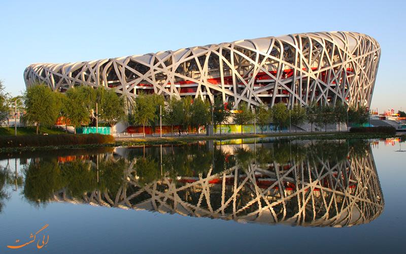 آشنایی با پارک المپیک در پکن