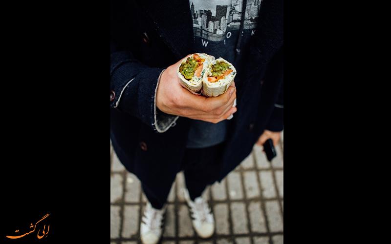 دونر و گریل خیابانی | Meat Street doner & grill