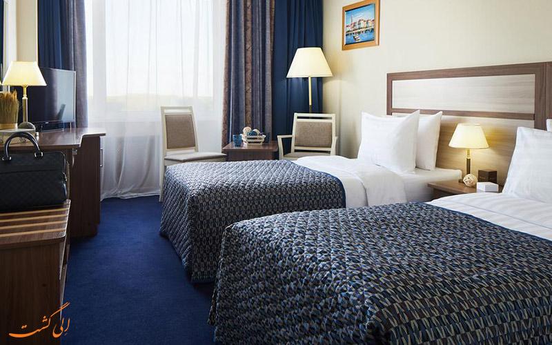 انواع اتاق های هتل ایزمایلو دلتا مسکو