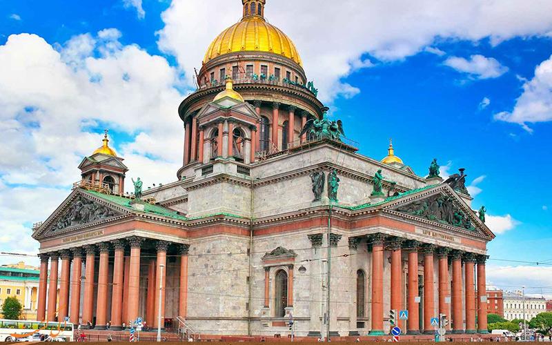 کلیسای سنت ایزاک