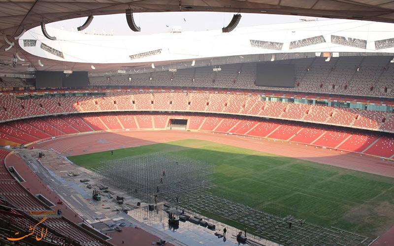 نمای داخلی پارک المپیک